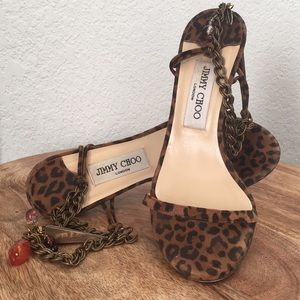 Jimmy Choo London Made in Italy Size 37
